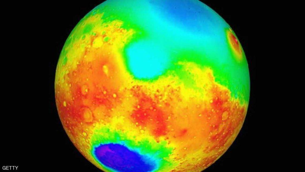 المريخ يستعد لأول زائر أميركي طال انتظاره