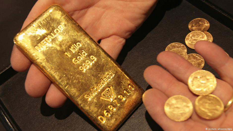 علماء من الصين يحولون النحاس إلى ذهب