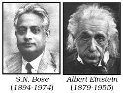 تكاثف بوز اينشتين Bose-Einstein Condensate حالة المادة في درجة حرارة منخفضة