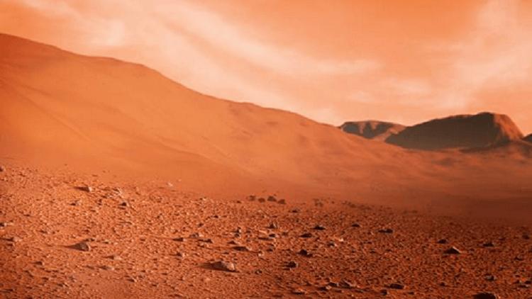 بكتيريا معدلة تنتج أكسجينا قابلا للتنفس على سطح المريخ