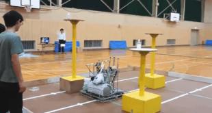 طلاب يابانيون يطورون روبوتات مذهلة