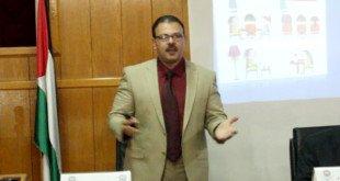 ندوة حول تقنية التعليم بالصف المقلوب في ورشة عمل التعليم الافتراضي التفاعلي