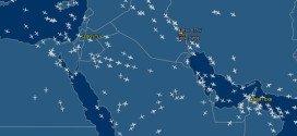 موقع الكتروني لمتابعة رحلات الطيران في العالم