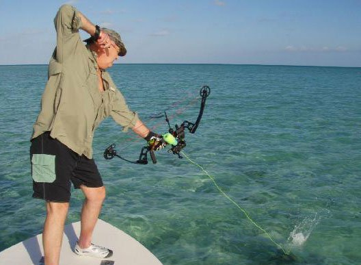 bow-fishing