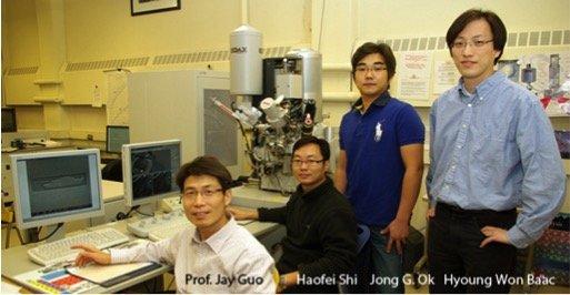 تقنية نانوية لتحويل اشعة تي إلى صوت للتصوير الطبي والكشف عن الأسلحة