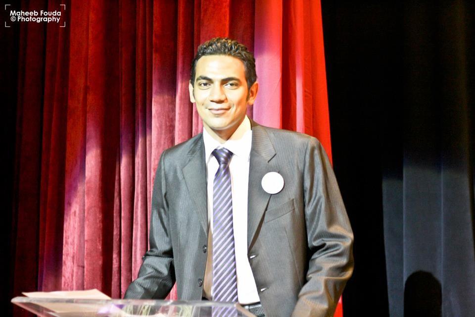 الشاب المخترع يوسف محمد أحمد