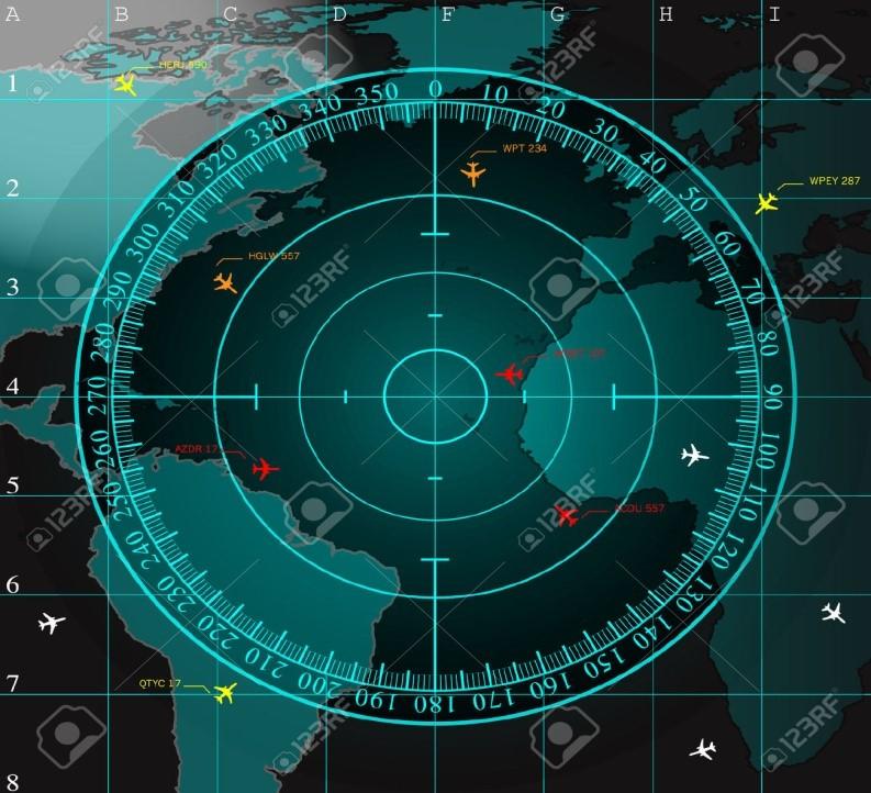 الرادار RADAR