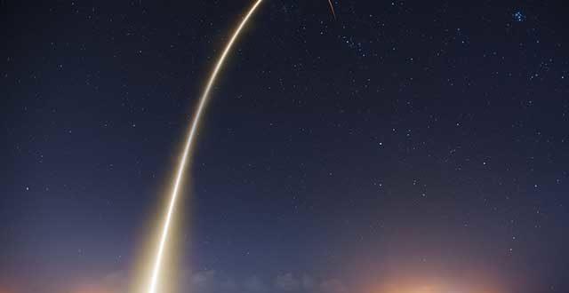 إنتاج حالة تكاثف بوز آينشتاين في الفضاء لأول مرة