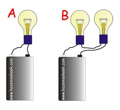 فكر فيزيائيا 12 في الكهرباء