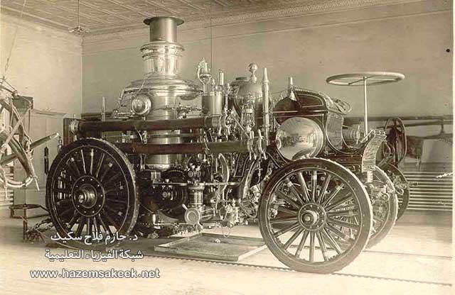 كيف تطورت فكرة عمل تكنولوجيا المحركات البخارية على مر العصور