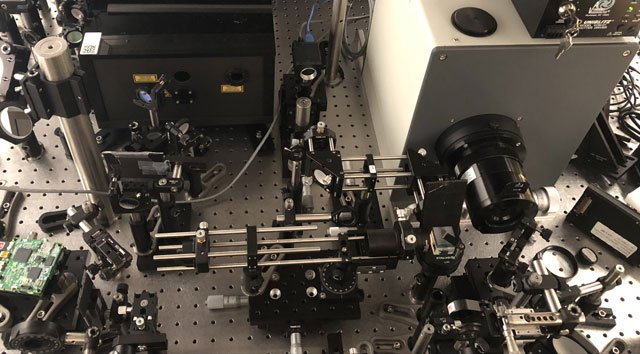 أسرع كاميرا في العالم تلتقط 10 تريليونات إطار في الثانية!